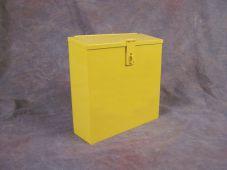 - Job-Site Emergency Storage Box