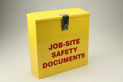 - Safety Document Job-Site Boxes: Job-Site Safety Documents