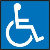 - ADA Compliant Accessibility Safety Parking Signs