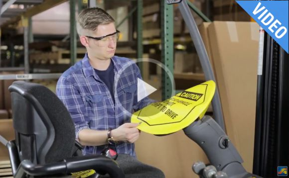 Steering Wheel Cover marketing video